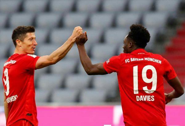 تشكيل مباراة بايرن ميونخ وباير ليفركوزن في نهائي كأس ألمانيا
