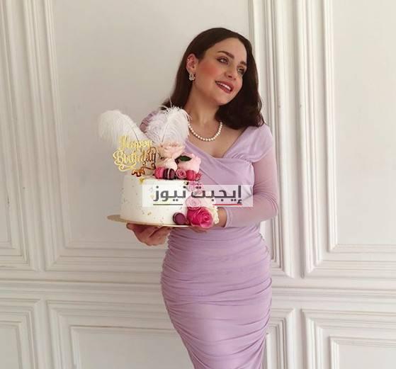 ابنة هيفاء وهبي تحتفل بعيد ميلادها