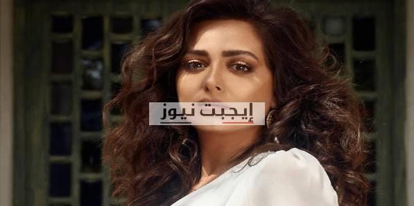 هبة مجدي تتألق في احدث ظهور لها بالفستان الابيض