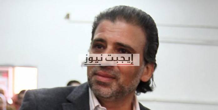 الموت يفجع عائلة المخرج خالد يوسف