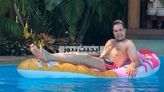 حكيم يقرر ان يقضي الصيف في هذا المكان بعد رفع الحظر