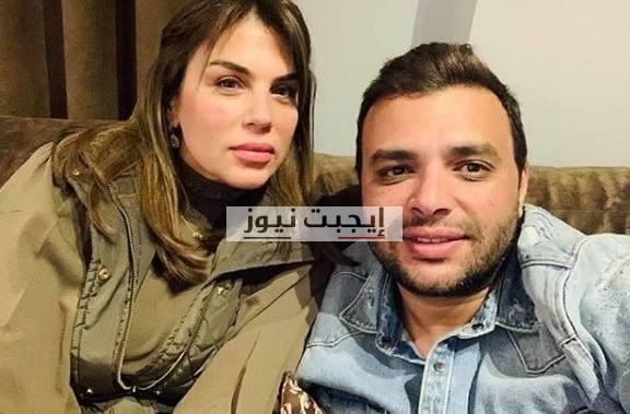 رامي صبري يهنئ زوجته بعيد ميلادها