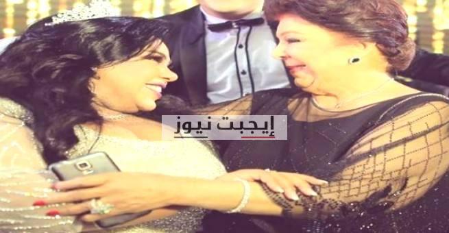 شيماء سيف تدعو لرجاء الجداوي
