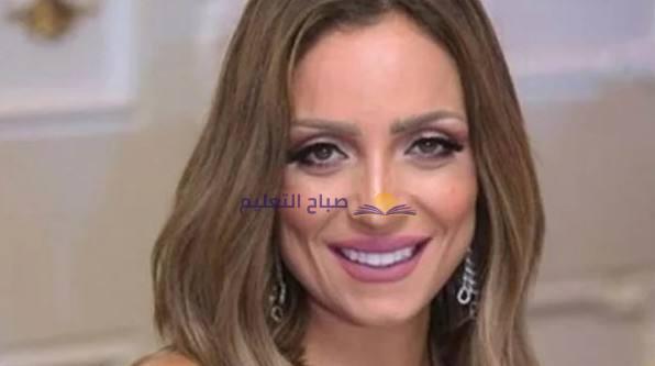 ريم البارودي تعود الى تقديم برنامجها مرة اخرى على شاشة النهار بعد إصدار تصريح لها