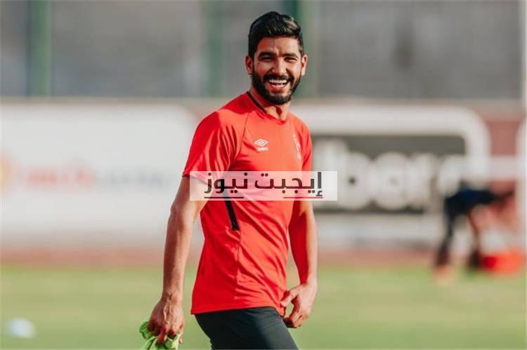 صالح جمعة يعد الجماهير بالإلتزام والعودة من جديد للمشاركة في المباريات