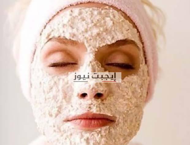 ماسك الشوفان لتقشير البشرة