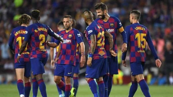 نتيجة مباراة برشلونة وجيرونا 17-9-2020