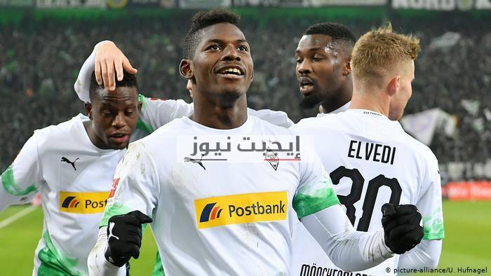 تشكيل مباراة بوروسيا مونشنجلادباخ وهيرتا برلين في الدوري الألماني