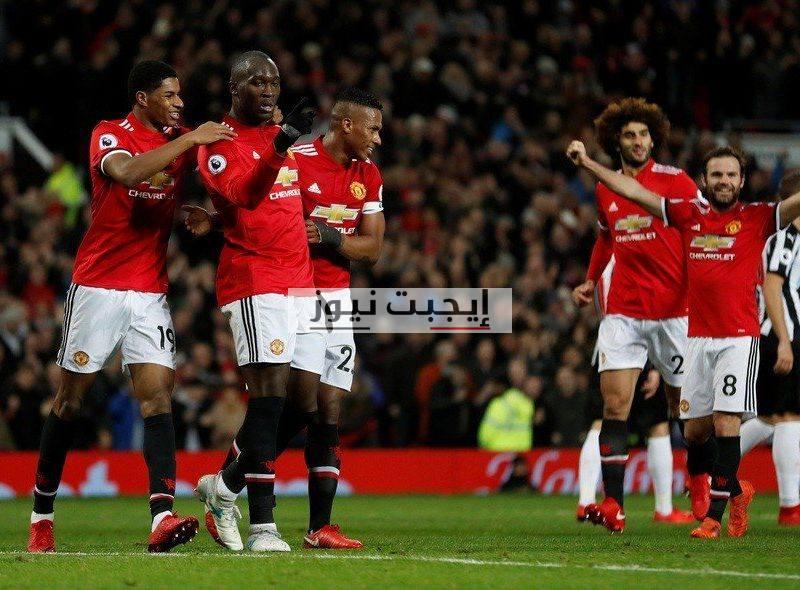 بث مباشر مشاهدة مباراة مانشستر يونايتد وبرايتون الدوري الإنجليزي