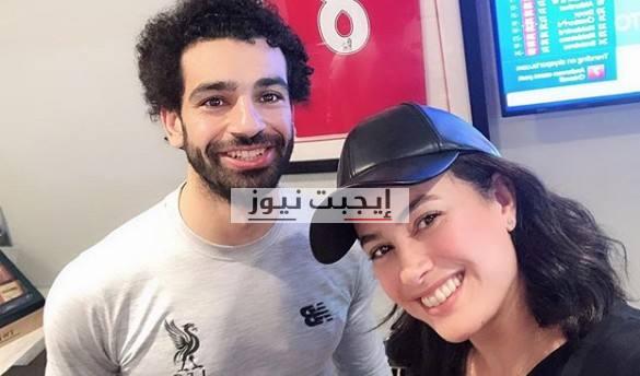 هند صبري تهنئ محمد صلاح بفوزه مع فريقه ليفربول بالدوري الانجليزي