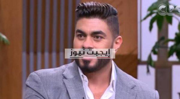 خالد سليم يشارك جمهوره بصورة من الطفولة