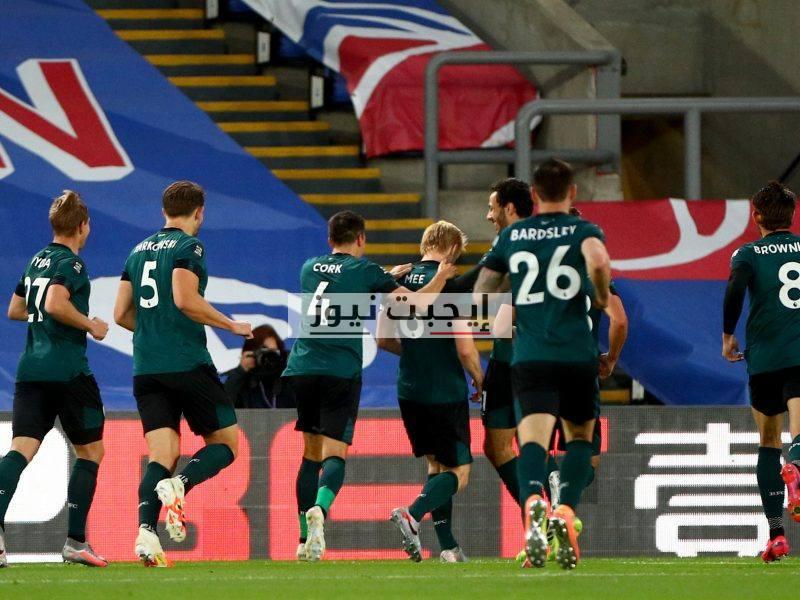 نتيجة مباراة كريستال بالاس وبيرنلي الدورى الإنجليزى 29-6-2020