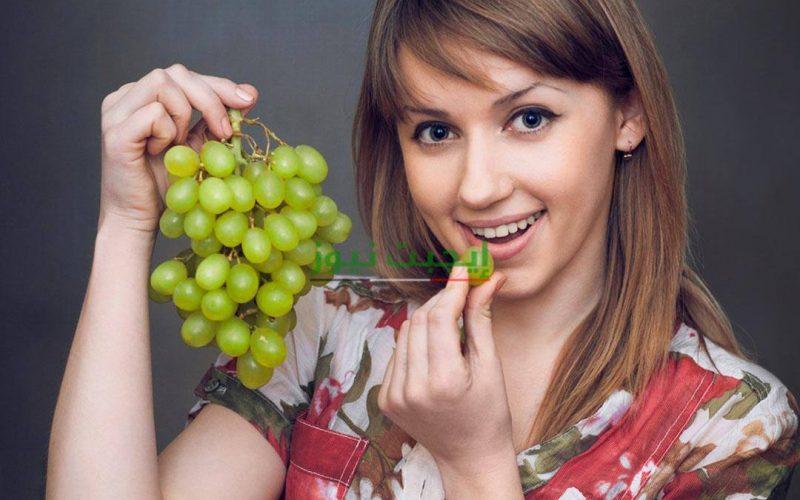 أضرار الإفراط في تناول العنب