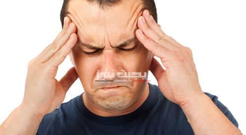 أعراض الصداع الناتج عن التوتر