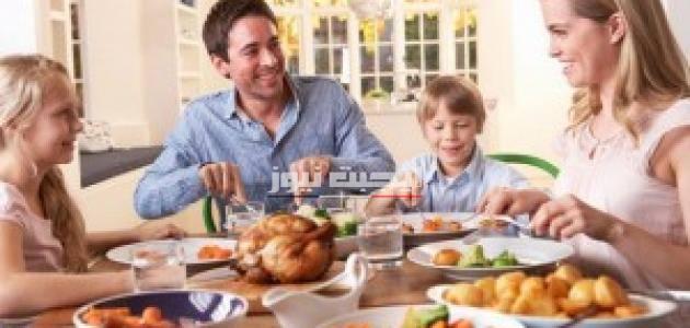 أهمية تناول وجبة العشاء مبكراً
