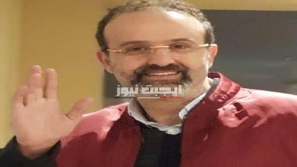 أيمن عزب يشكر كل مسؤول في الدولة ويكشف سبب إصابة والده