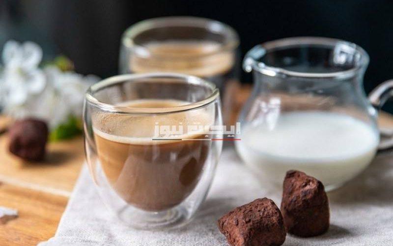 طريقة عمل القهوة التركية بالحليب