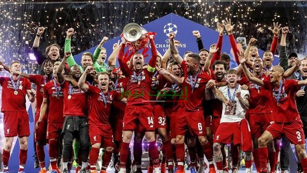 جدول ترتيب الدوري الإنجليزي لموسم 2019-2020 بعد نهاية المسابقة