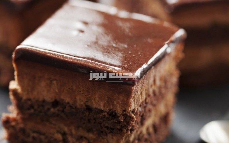 طريقة عمل حلي بارد بزبدة الفول السوداني والشوكولاتة النوتيلا