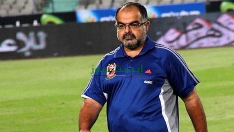 تعرف علي موعد عودة ياسر إبراهيم لتدريبات الأهلي