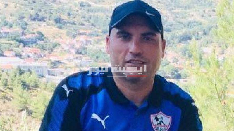 دونجا يقدم الدعم لأحمد عبد الرؤوف