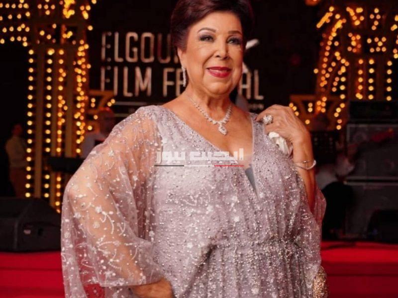 فيروس كورونا يمنع رجاء الجداوي من مشاهدة فيلمها الأخير