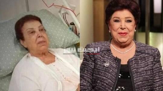 الفنانين والفنانات الوسط الفني يعبروا عن حزنهم لـ وفاة رجاء الجداوي