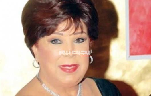 وفاة الفنانة رجاء الجداوي عن 86 عام