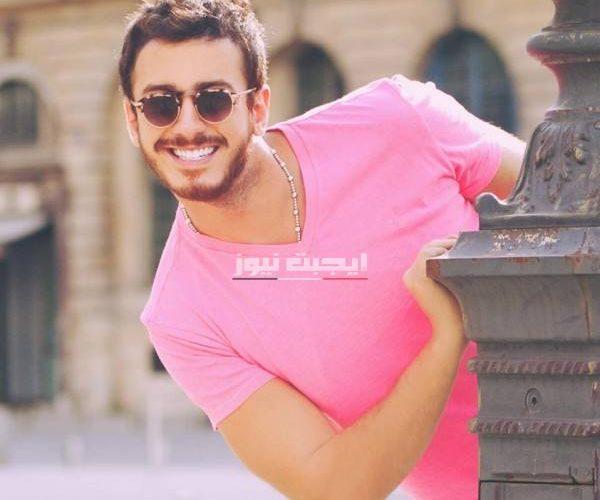 سعد المجرد يحتل تريند 4 علي اليوتيوب بعد طرح أغنية عدي الكلام