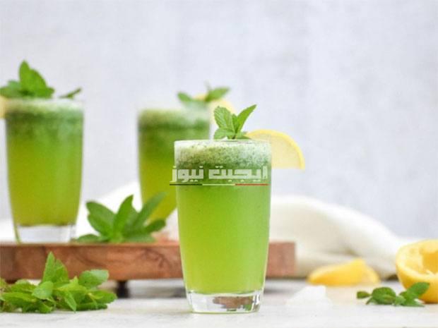 فوائد عصير الليمون بالنعناع للجسم