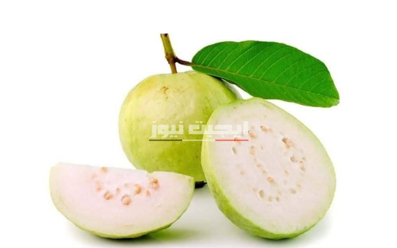 تعرفي علي فوائد تناول فاكهة الجوافة