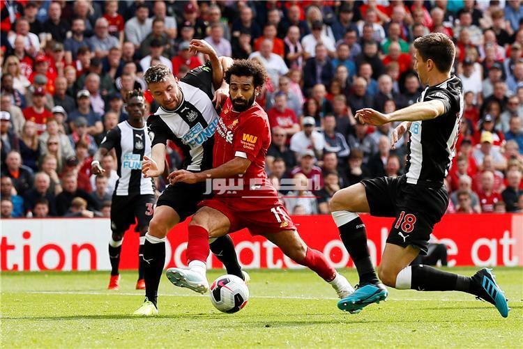 تشكيل ليفربول لمواجهة نيوكاسل في الجولة الختامية للدوري الإنجليزي