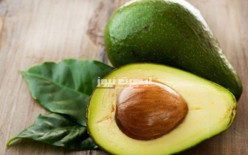 ماسك الأفوكادو لتغذية الشعر المصبوغ