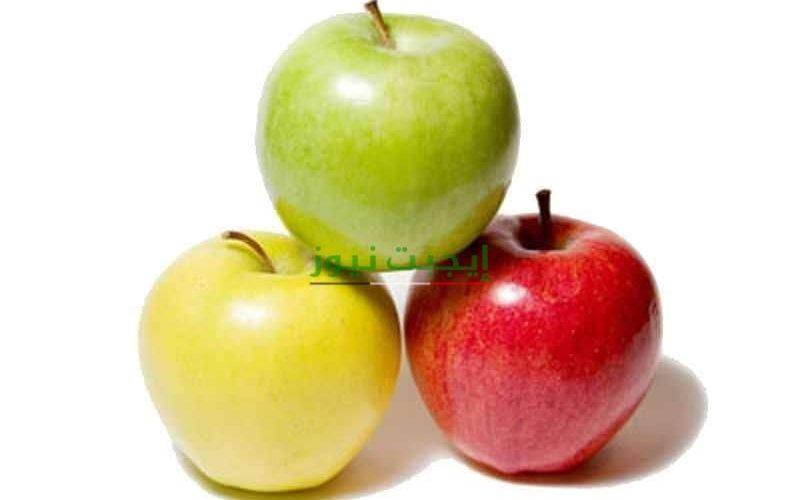 ماسك التفاح لتقوية بصيلات الشعر