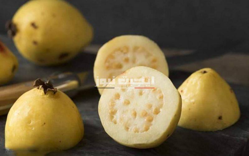 ماسك الجوافة والموز لتغذية البشرة