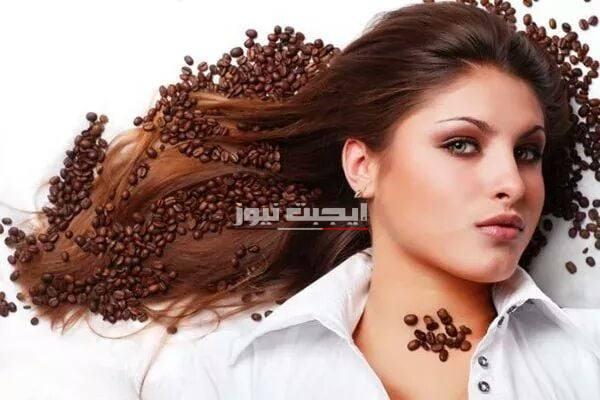 ماسك الحنة والقهوة لتنعيم وتقوية الشعر