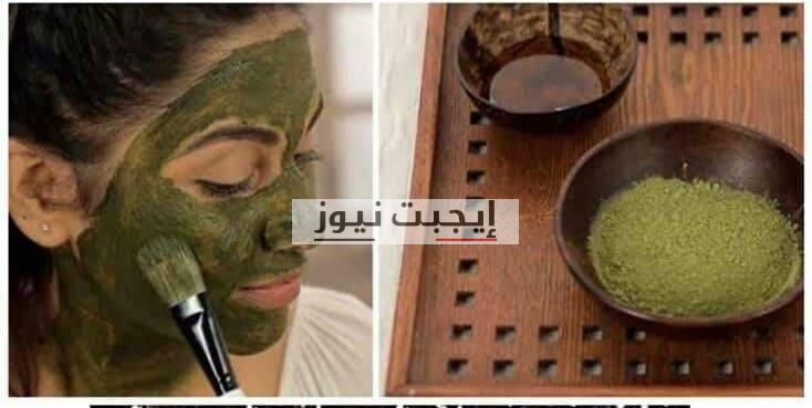 طريقة عمل ماسك الشاي الأخضر والعسل لإزالة الجلد الميت