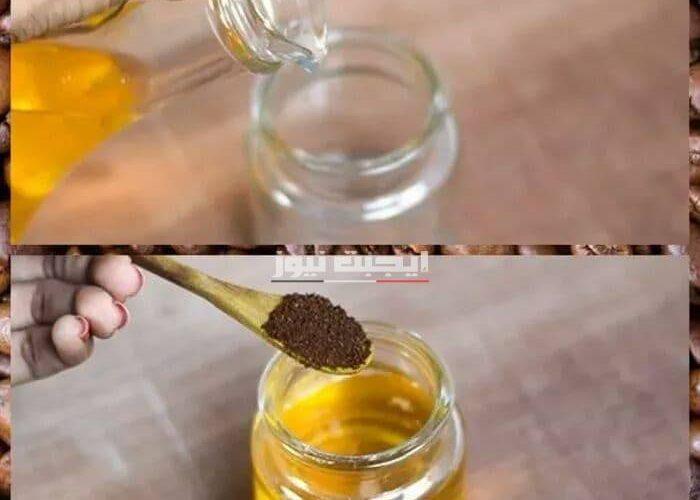 طريقة عمل ماسك زيت القهوة لتقوية ونمو الشعر