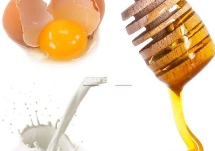 طريقة عمل ماسك صفار البيض لترطيب وتغذية البشرة