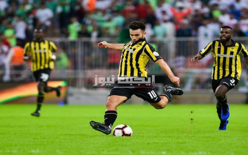 نتيجة مباراة الاتحاد والقادسية 19-7-2020