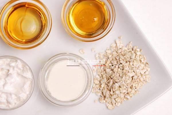 وصفة الشوفان والعسل لتنظيف البشرة بعمق