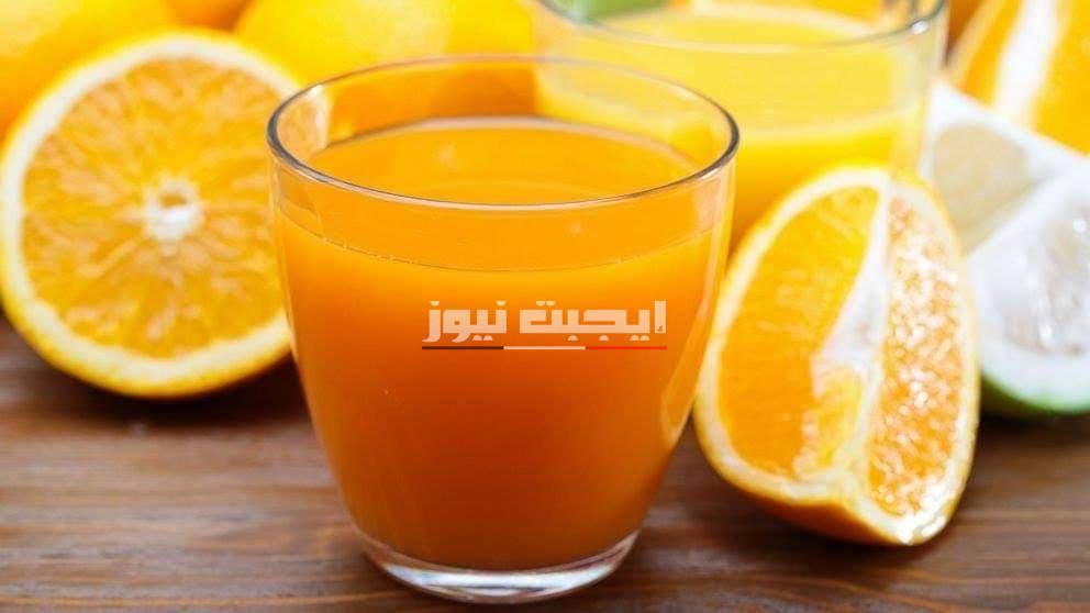وصفة عصير البرتقال لأظافر صحية