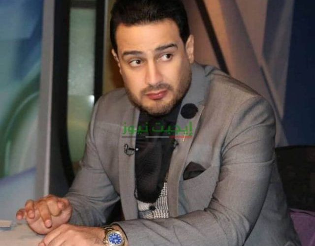 القبض على الإعلامي أحمد سعيد من أمام منزله