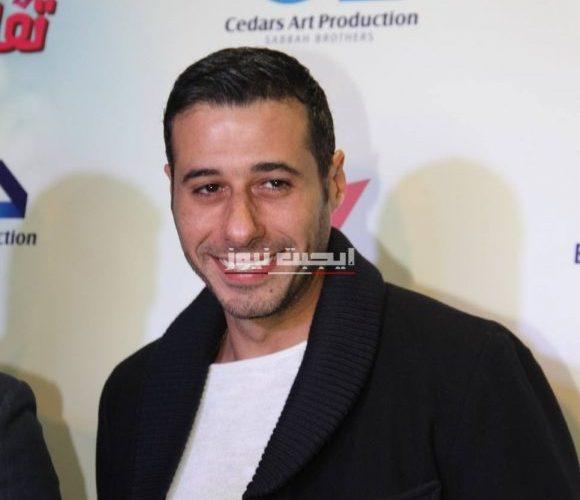 اليوم عيد ميلاد الـ 41 للفنان أحمد صلاح السعدني