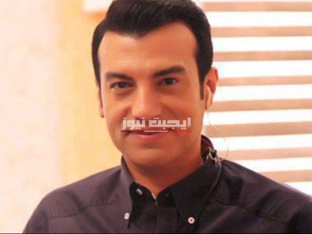 إيهاب توفيق ينتهي من تصوير فيديو كليب هيا الدنيا