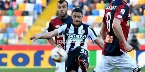 نتيجة مباراة جنوي واودينيزي الدوري الايطالي 5-7-2020