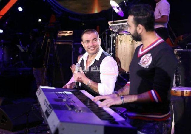 الفنان نادر حمدي يكشف سبب نجاح عمرو دياب