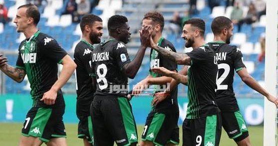 نتيجة مباراة ساسولو وليتشي الدوري الايطالي 4-7-2020