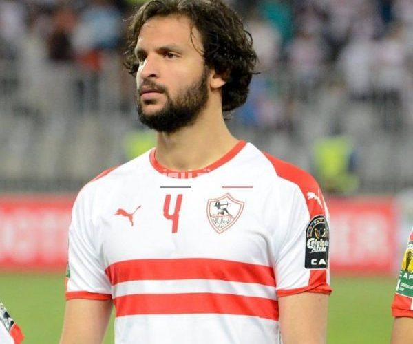 محمود علاء يعود للمشاركة مع الزمالك أمام الرجاء