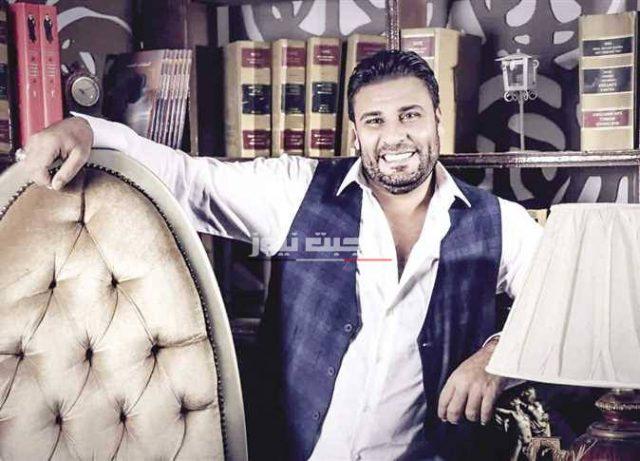 جمال فؤاد يعبر عن سعادته لعرض الفيلم حوت الأزرق في العيد